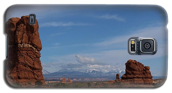 Arches National Monument Galaxy S5 Case