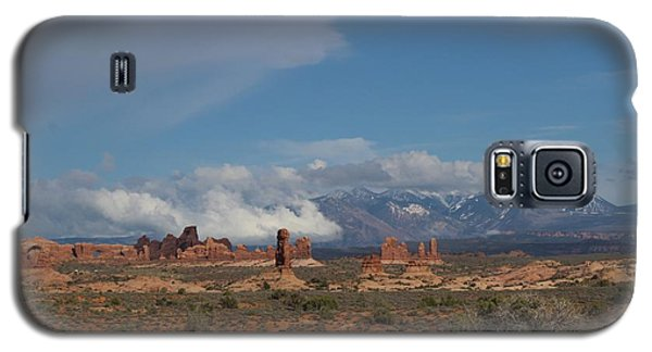 Arches National Monument Utah Galaxy S5 Case
