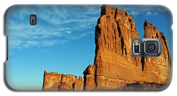 Galaxy S5 Case featuring the photograph Arches National Park 47 by Jeff Brunton