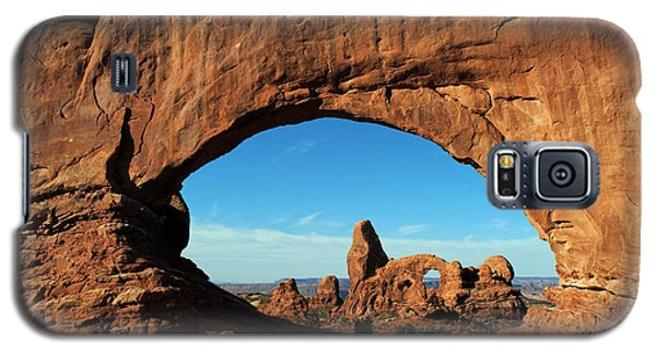 Galaxy S5 Case featuring the photograph Arches National Park 61 by Jeff Brunton