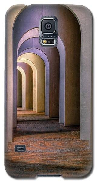 Arches Of The Ferguson Center Galaxy S5 Case
