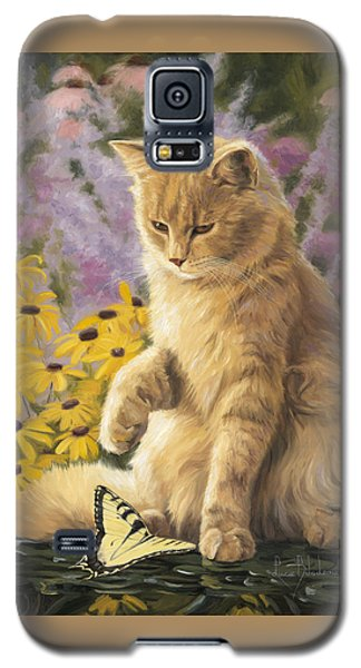 Archibald And Friend Galaxy S5 Case