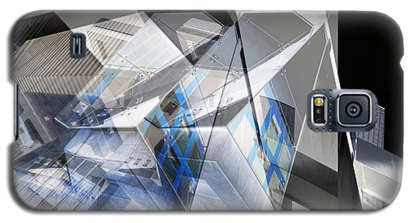 Architectural Abstract Galaxy S5 Case