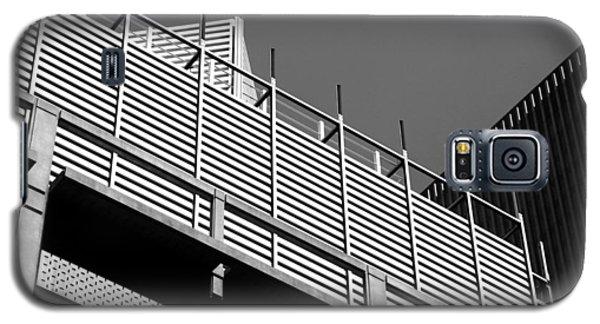 Architectural Lines Black White Galaxy S5 Case