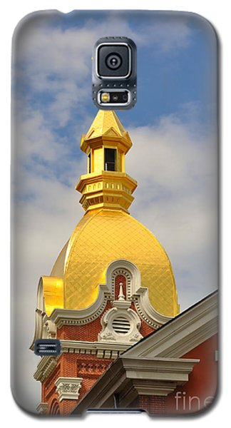 Architecture - Golden Cross Galaxy S5 Case