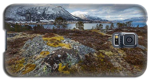 Arctic Lichen Galaxy S5 Case