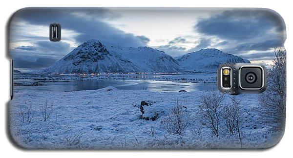 Arctic Morning Galaxy S5 Case