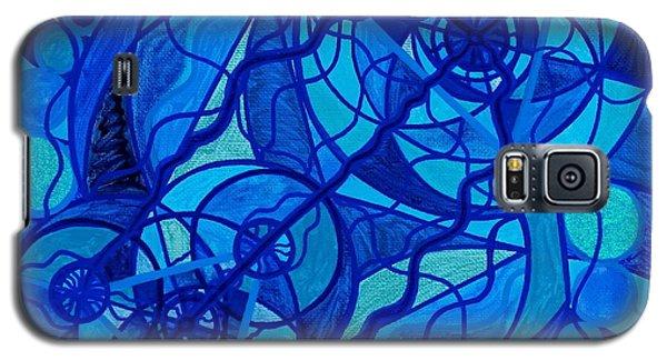 Arcturian Calming Grid Galaxy S5 Case