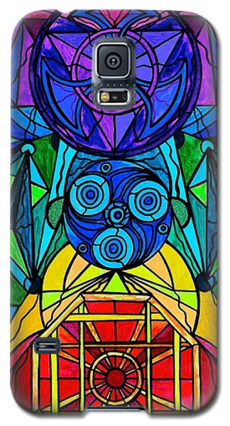 Arcturian Conjunction Grid Galaxy S5 Case