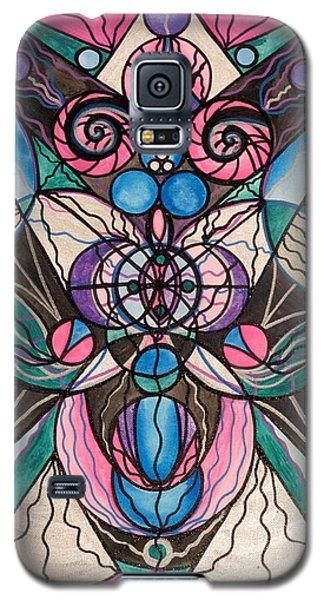 Arcturian Healing Lattice  Galaxy S5 Case