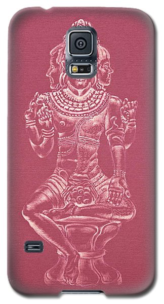 Ardhanarishvara II Galaxy S5 Case by Michele Myers