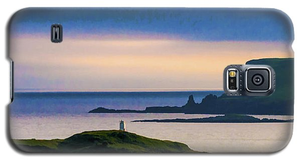 Ardtreck Point Lighthouse Galaxy S5 Case
