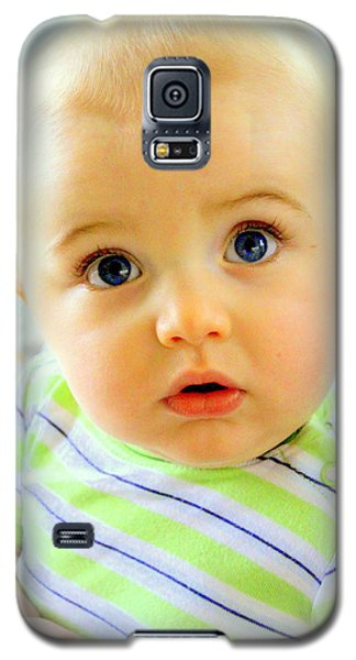 Are You Talking To Me Galaxy S5 Case by Faith Williams