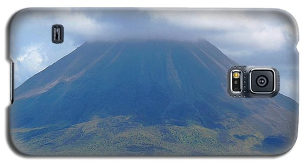 Arenal Volcano Galaxy S5 Case by Julia Ivanovna Willhite