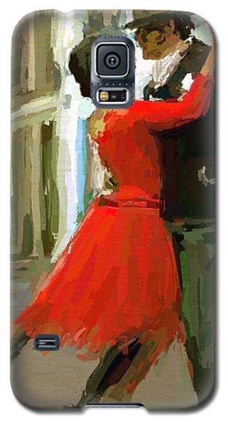 Argentina Tango Galaxy S5 Case by James Shepherd