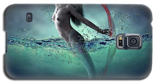 Mermaid Galaxy S5 Case - Ariel by Dmitry Laudin
