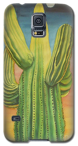 Arizona Cactus Galaxy S5 Case