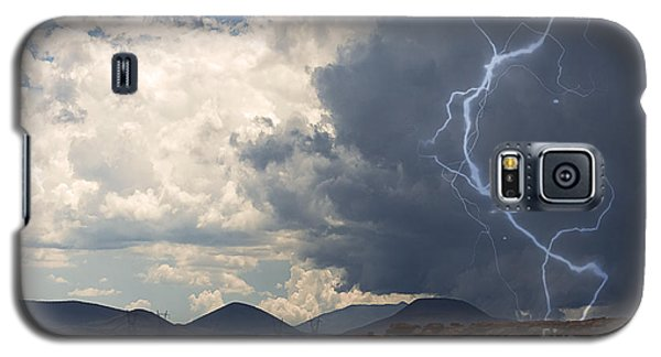 Arizona Desert Lightning  Galaxy S5 Case