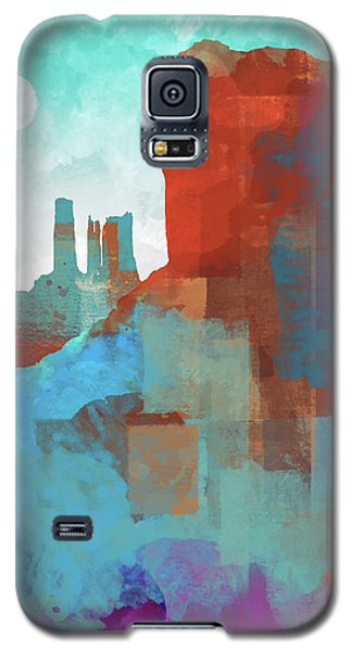 Arizona Monument Galaxy S5 Case by Dan Meneely