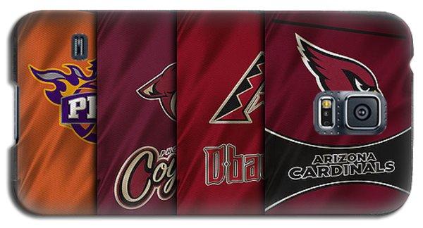 Arizona Sports Teams Galaxy S5 Case by Joe Hamilton