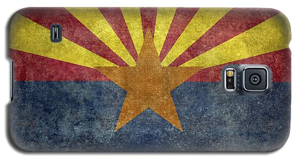 Arizona State Flag Galaxy S5 Case by Bruce Stanfield