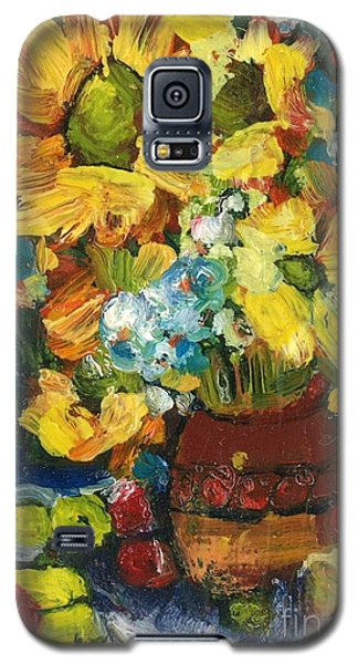 Arizona Sunflowers Galaxy S5 Case
