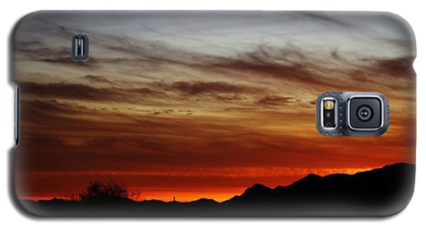 Arizona Sunset Skies Galaxy S5 Case
