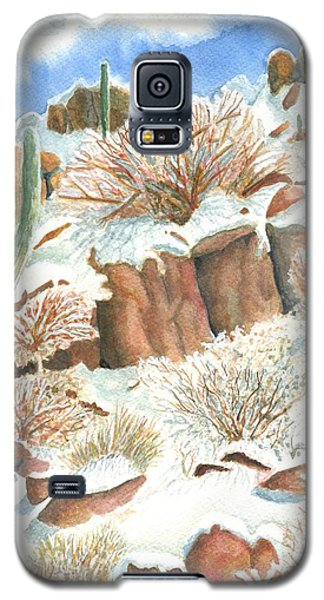 Arizona The Christmas Card Galaxy S5 Case