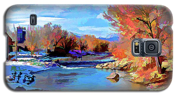 Arkansas River In Salida Co Galaxy S5 Case