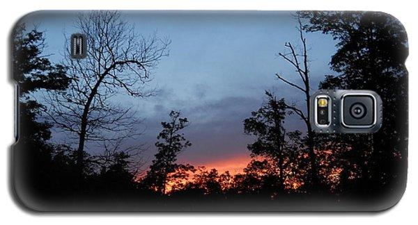 Arkansas Sunset Galaxy S5 Case by Yolanda Raker