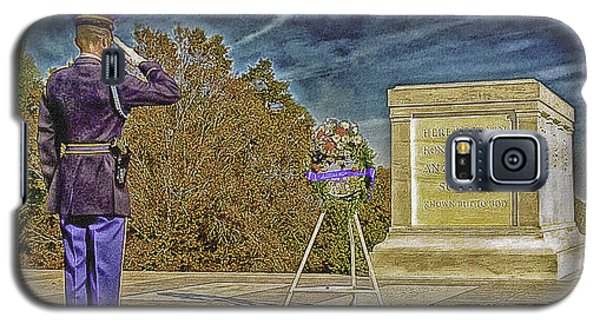 Arlington Cemetery Tomb Of The Unknowns Galaxy S5 Case