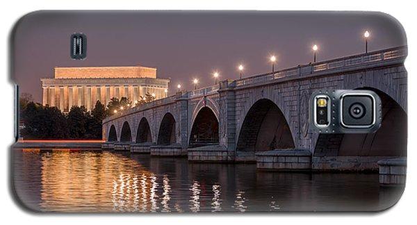 Arlington Memorial Bridge Galaxy S5 Case