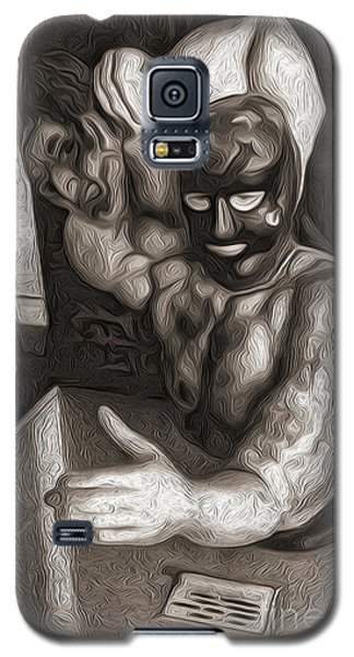 Arm Wrestler Galaxy S5 Case by Gregory Dyer