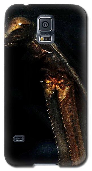 Armored Praying Mantis Galaxy S5 Case