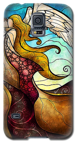 Arms Of The Angel Galaxy S5 Case