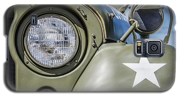 Army Jeep Galaxy S5 Case