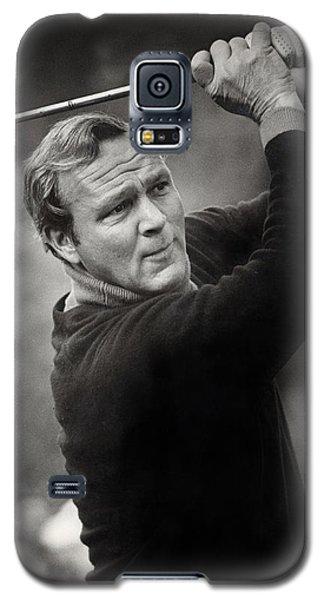 Arnold Palmer Pro-am Golf Photo Pebble Beach Monterey Calif. Circa 1960 Galaxy S5 Case