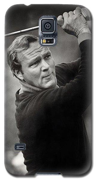 Arnold Palmer Pro-am Golf Photo Pebble Beach Monterey Calif. Circa 1960 Galaxy S5 Case by California Views Mr Pat Hathaway Archives
