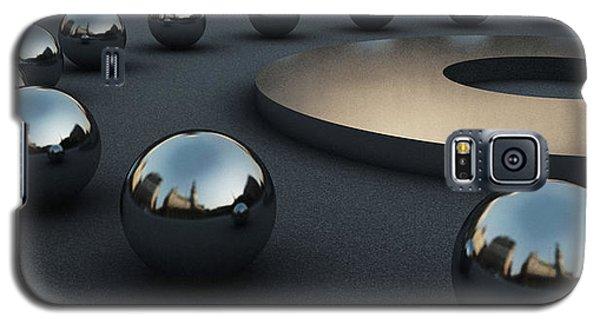 Around Circles Galaxy S5 Case