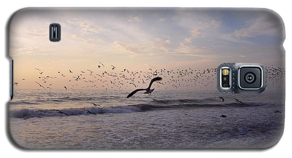 Galaxy S5 Case featuring the photograph Around The Beach by Lorenzo Cassina