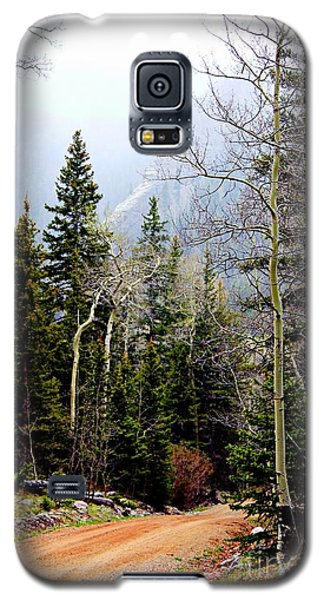 Around The Bend Galaxy S5 Case