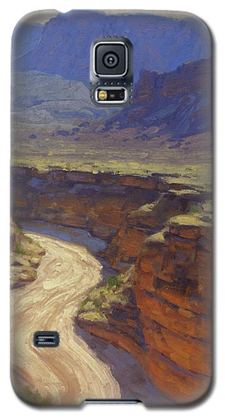 Grand Canyon Galaxy S5 Case - Around The Bend by Cody DeLong