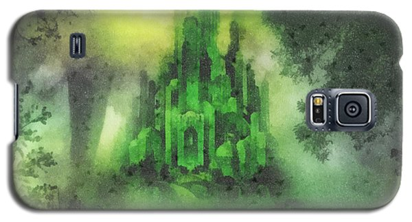 Arrival To Oz Galaxy S5 Case by Mo T
