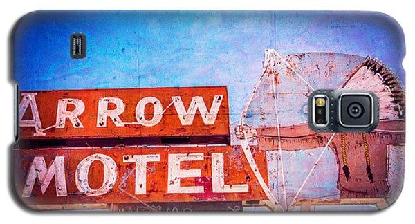 Arrow Motel Galaxy S5 Case