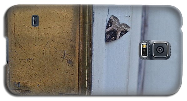 Arrowhead Doorbell Moth Galaxy S5 Case