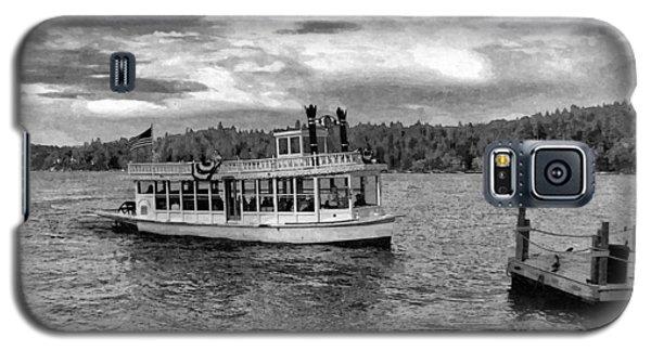 Arrowhead Queen Paddlewheel Boat Galaxy S5 Case