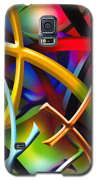 Arrows Galaxy S5 Case