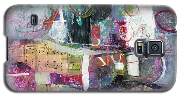 Art And Music Galaxy S5 Case by Michelle Abrams
