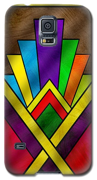 Art Deco Pattern 7v Galaxy S5 Case