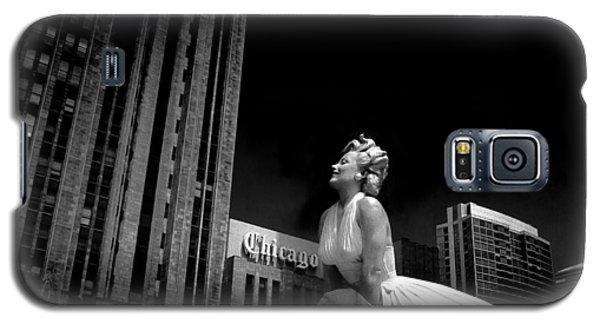 Art In Chicago Galaxy S5 Case
